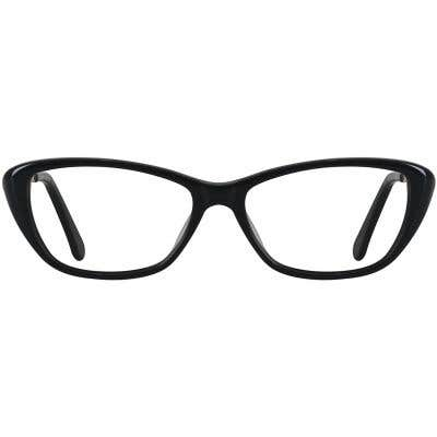 Cat-Eye Eyeglasses 140572-c