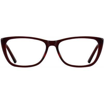 Cateye Eyeglasses 140613-c