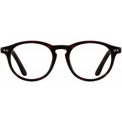 Round Eyeglasses 140620-c