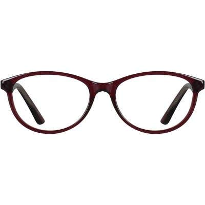Kids Cateye Eyeglasses 140623-c