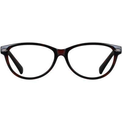 Cat-Eye Eyeglasses 140662-c