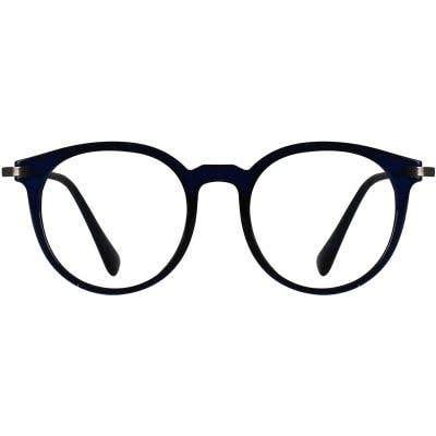 Round Eyeglasses 140771-c