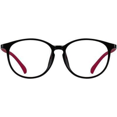 Round Eyeglasses 140783-c