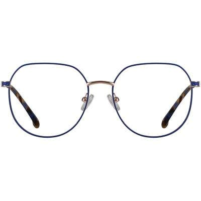 Geomatric Eyeglasses 140904-c