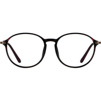 Round Eyeglasses 141098-c