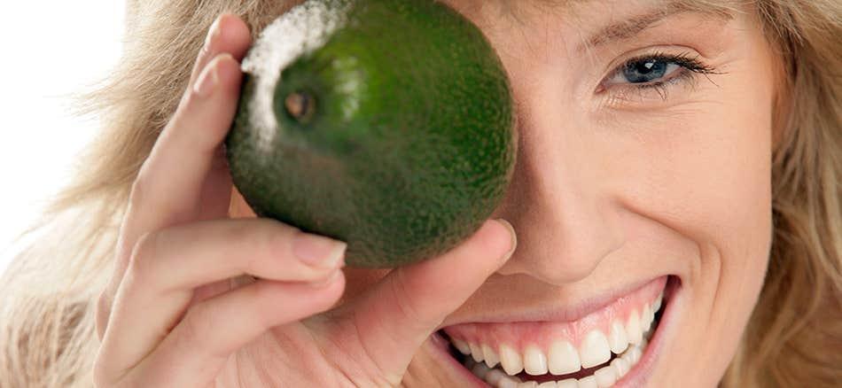 Avocado for healthy eyes