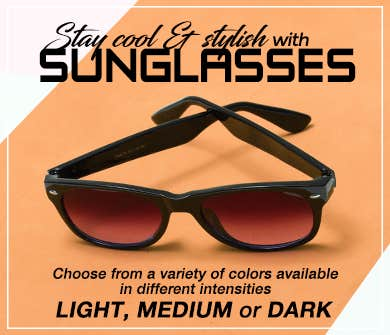 perscription glasses online 4hyh  Sunglasses Add some color to your life Now turn your Prescription Glasses  into Sunglasses