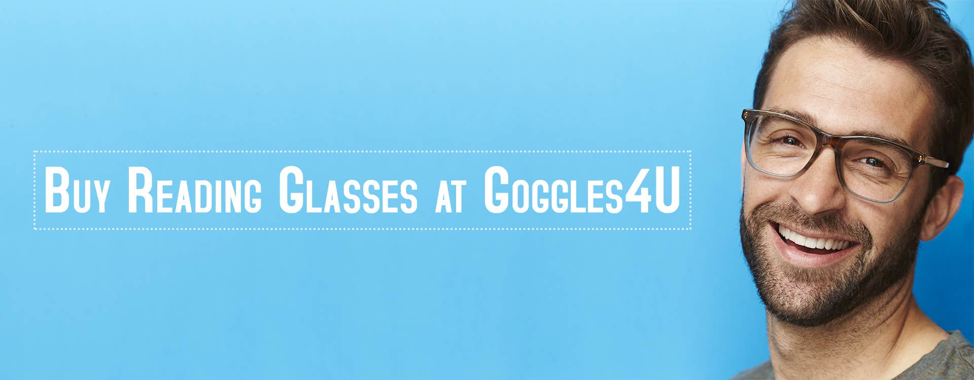 Your Way To Clear Vision, Reading Eyeglasses - Goggles4u.com