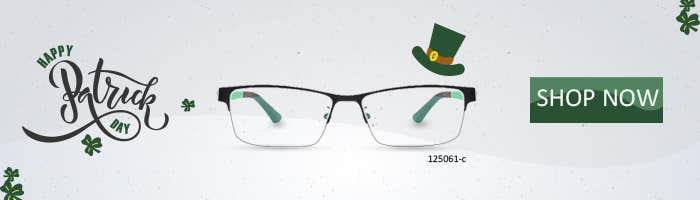 Buy St. Patrick's Day Glasses at Goggles4U: