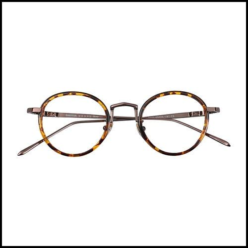 Get The Tortoise Shell Round Glasses