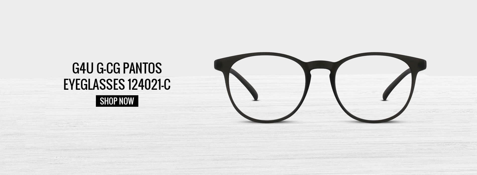 Buy Pantos Eyeglasses