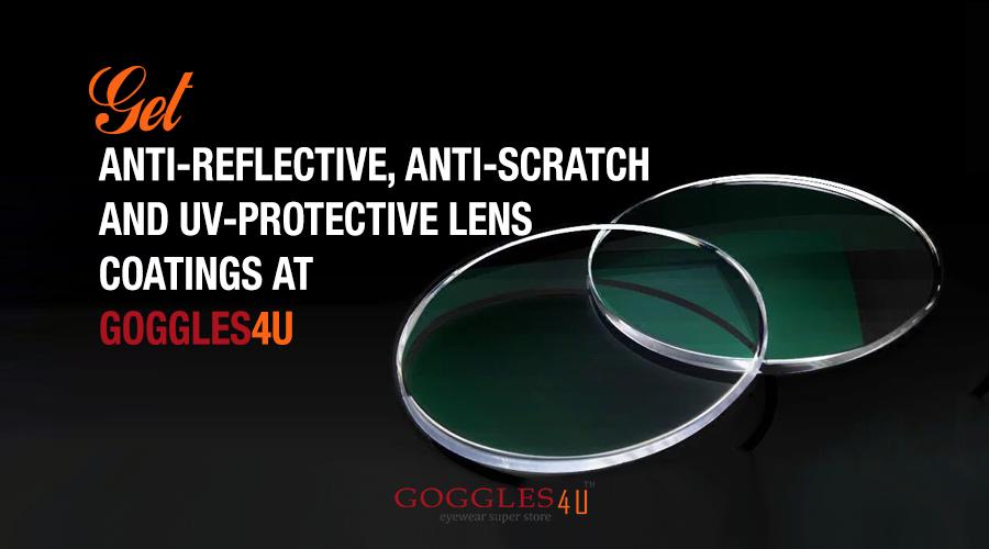 Get Lens Coating at Goggles4U