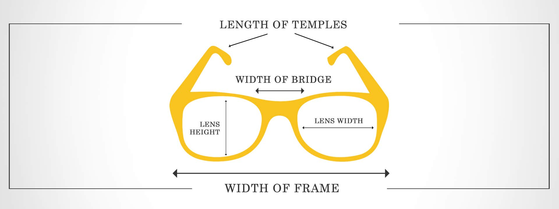 Eyeglasses Measuring Guide