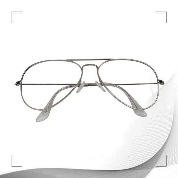Buy Silver Aviators at Goggles4U