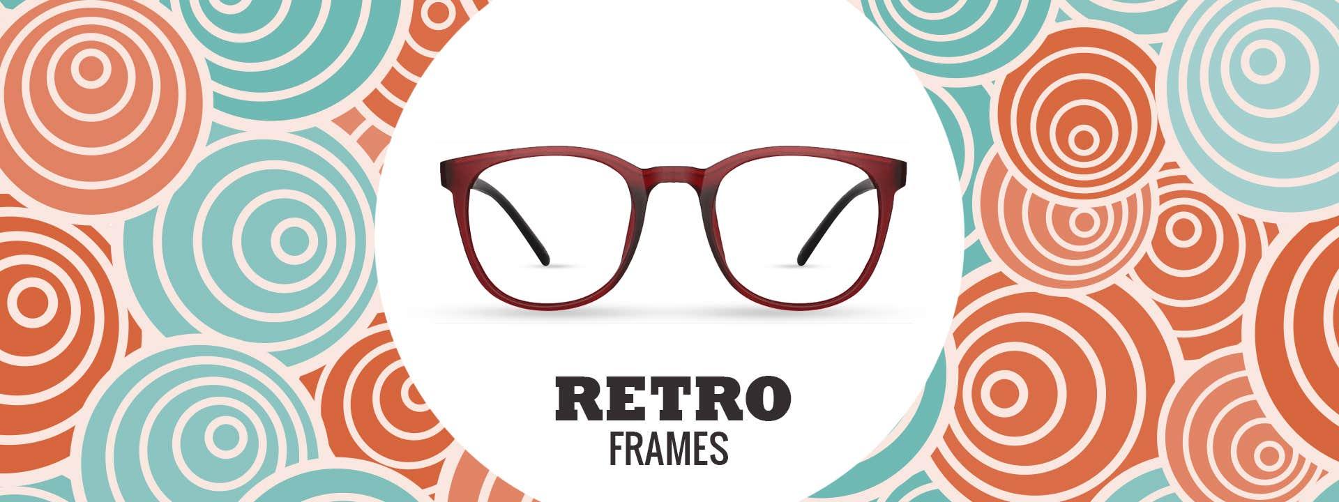 Buy Retro Eyeglasses  at Goggles4U