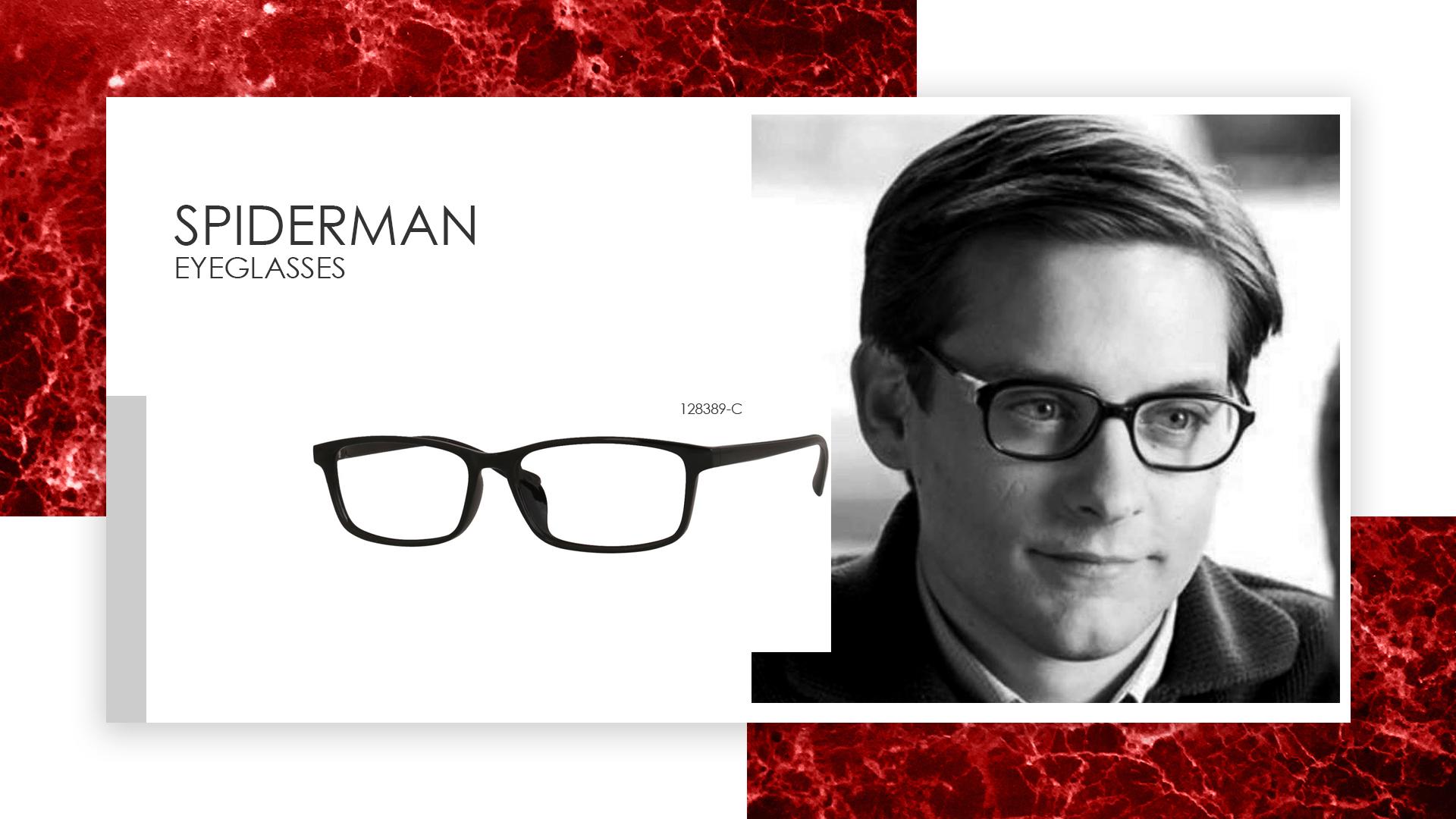 2 -Get Peter Parker (Spiderman) Frame