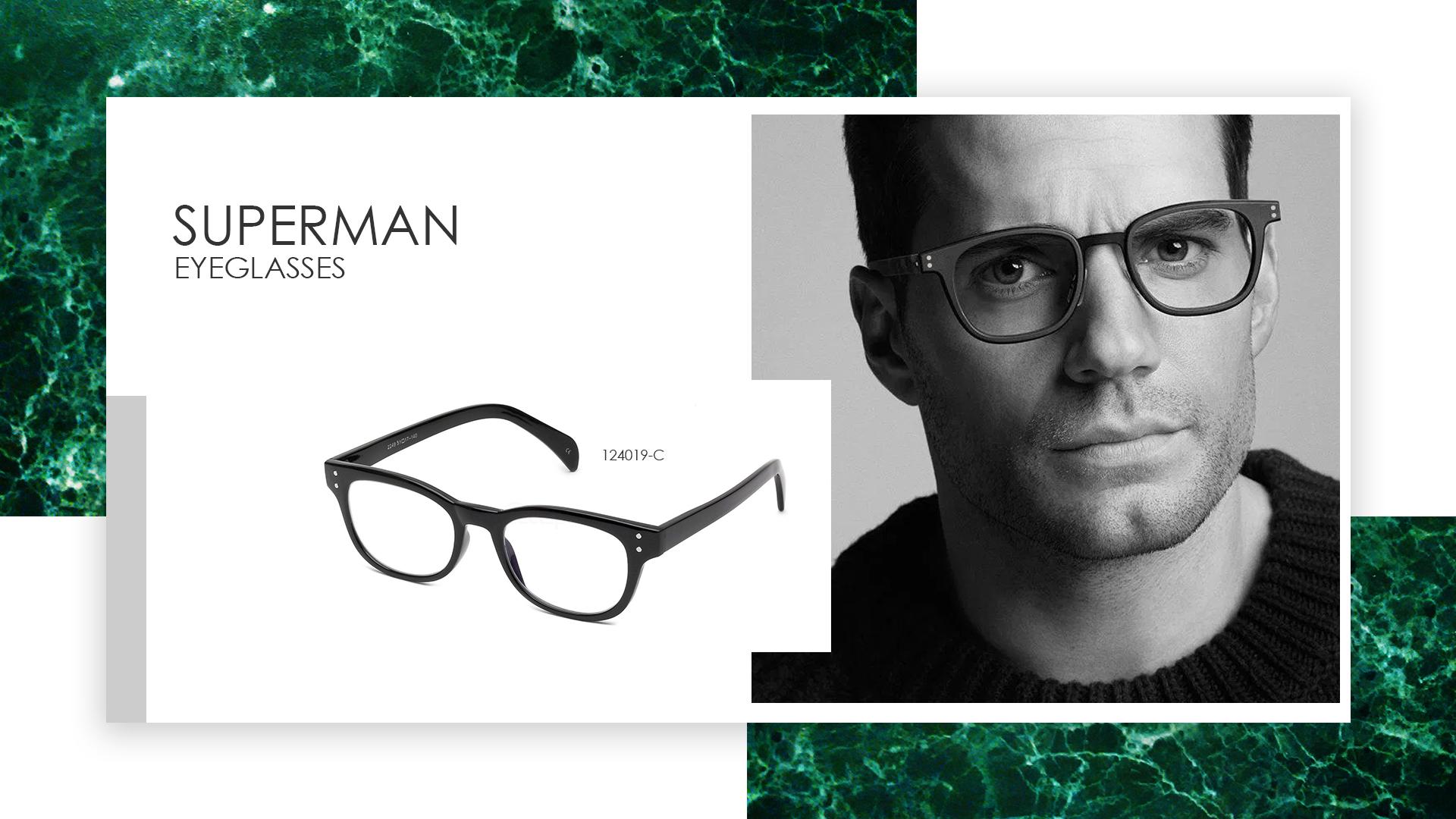 Get Clark Kent (Superman) Frame: