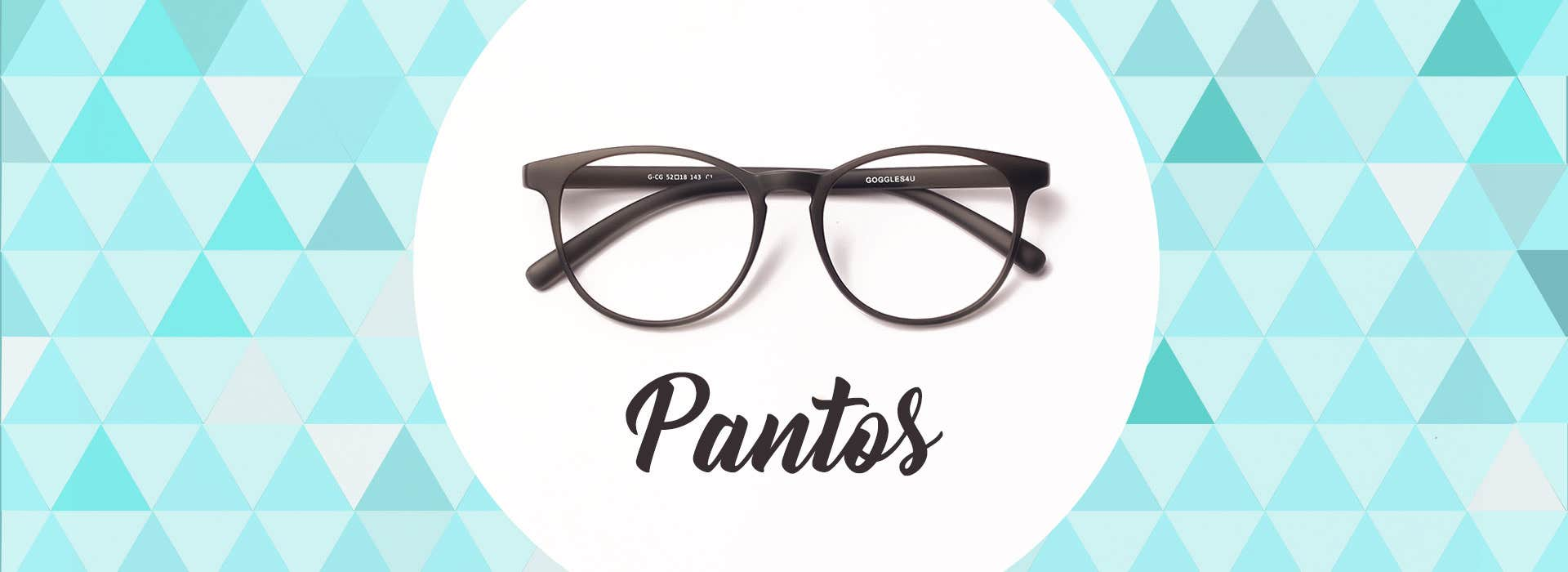 Buy Pantos Eyeglasses at Goggles4U