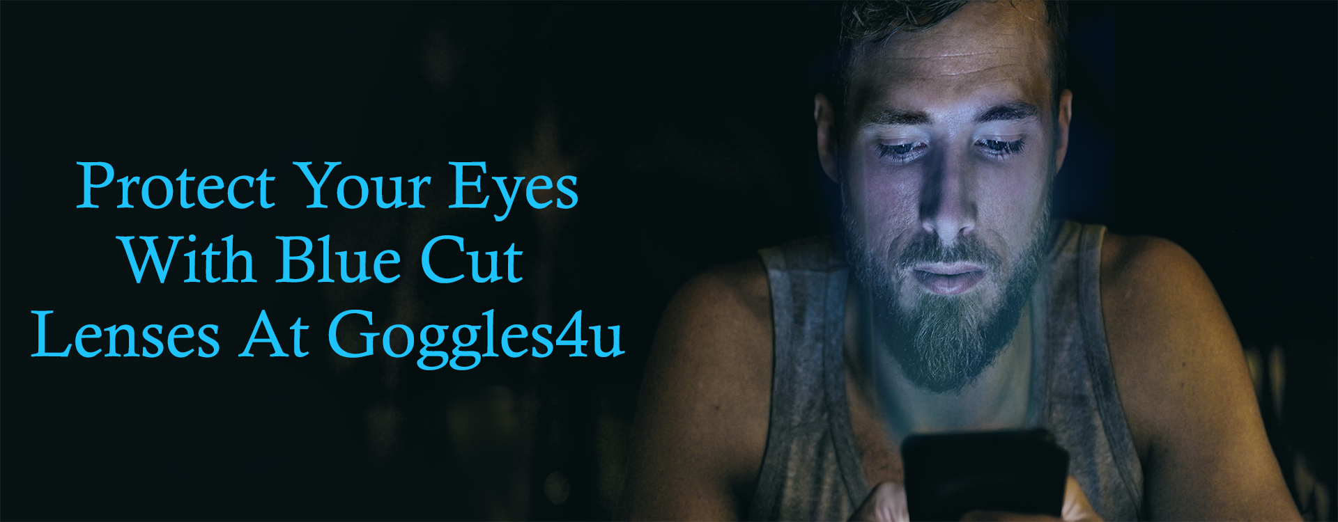 Protect Your Eyes With Blue Cut Lenses at Goggles4U