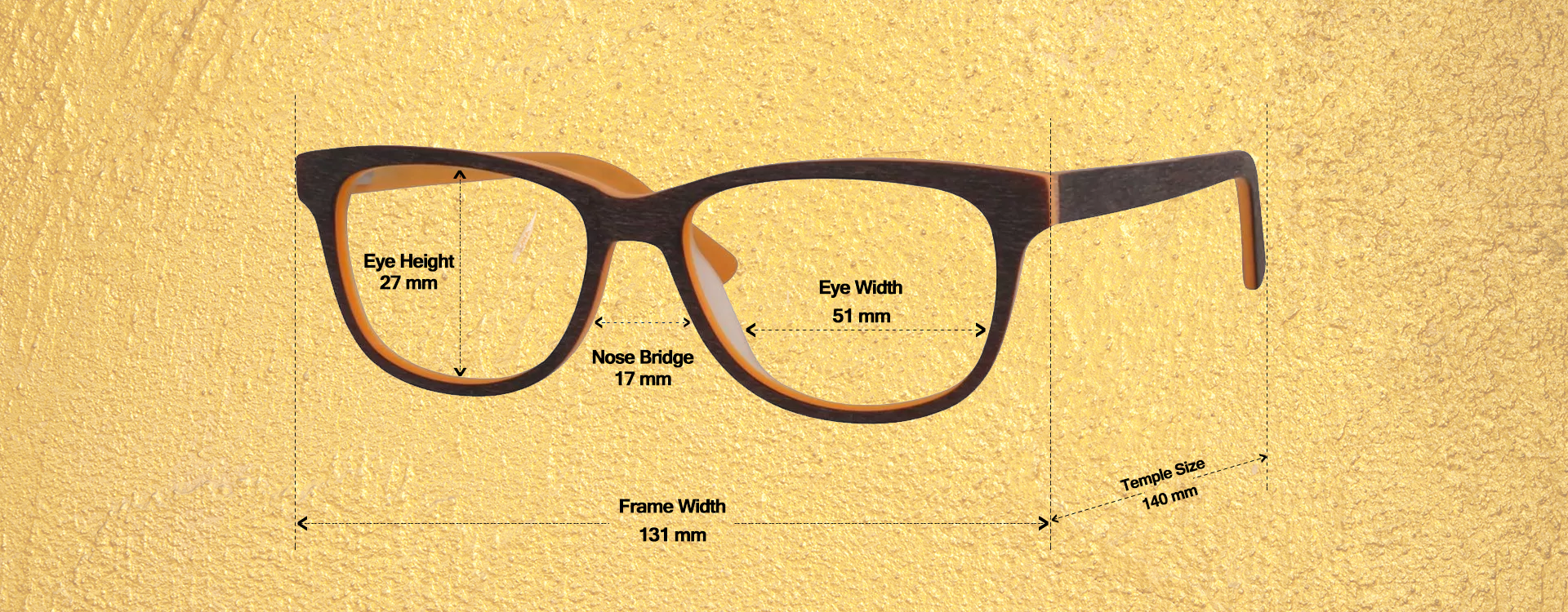Reading Glasses Measurement