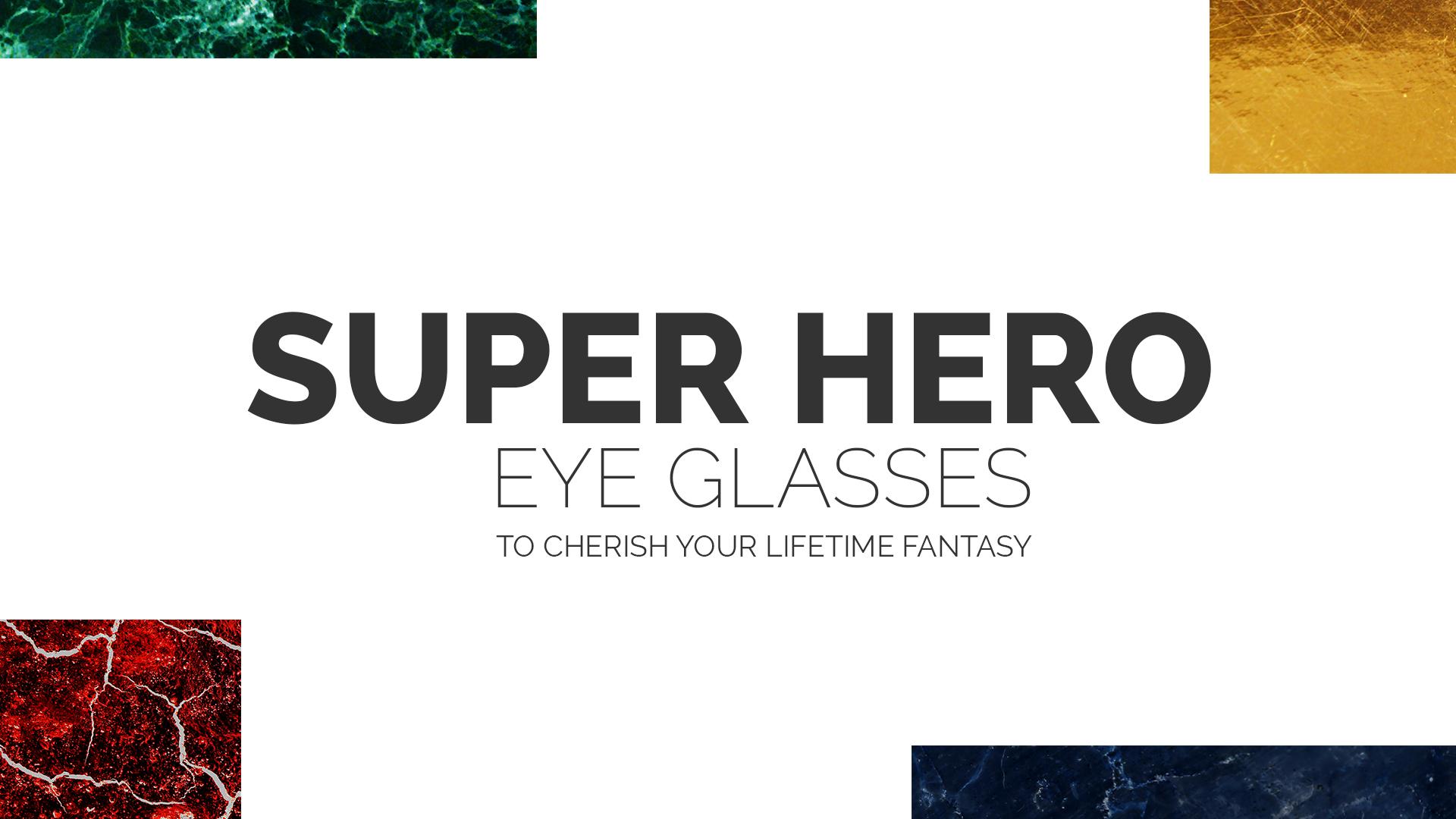 Buy Superhero Frames To Cherish Your Lifetime Fantasy