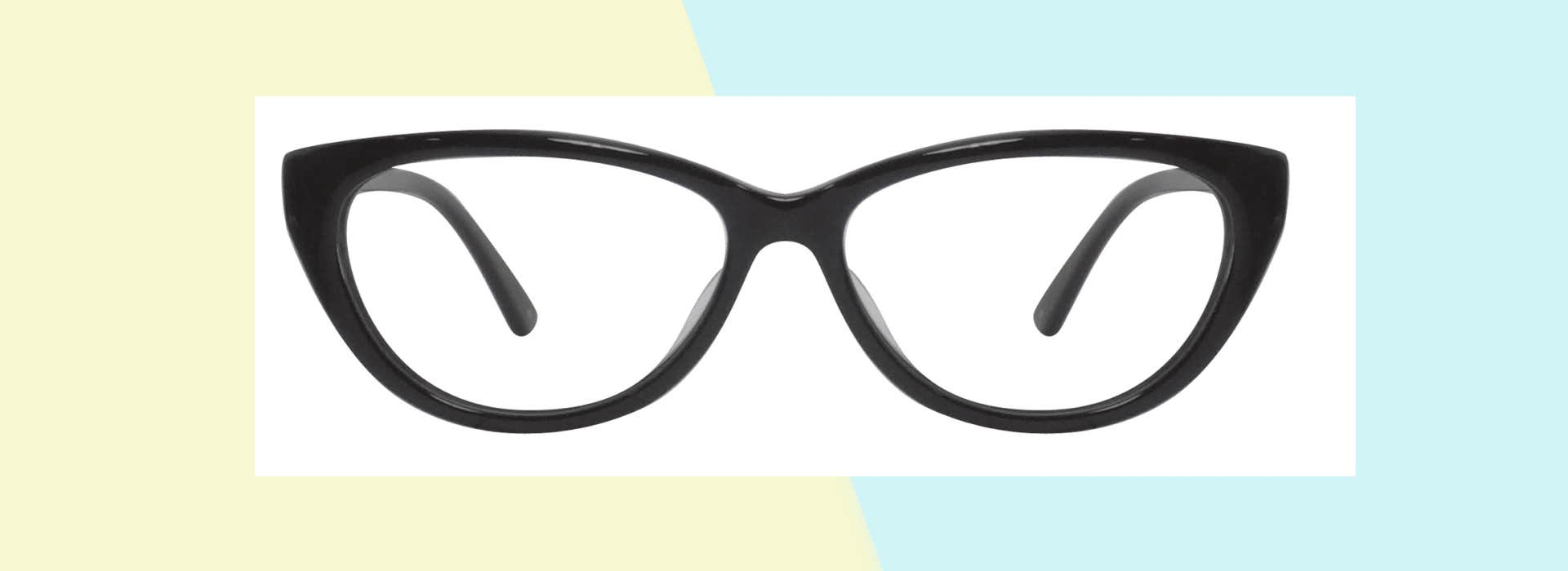 Buy The Black Cat Eye Eyeglasses Here