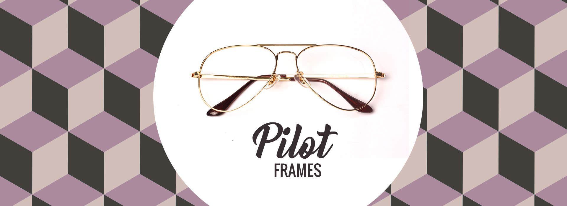 Buy Pilot eyeglasses at Goggles4u