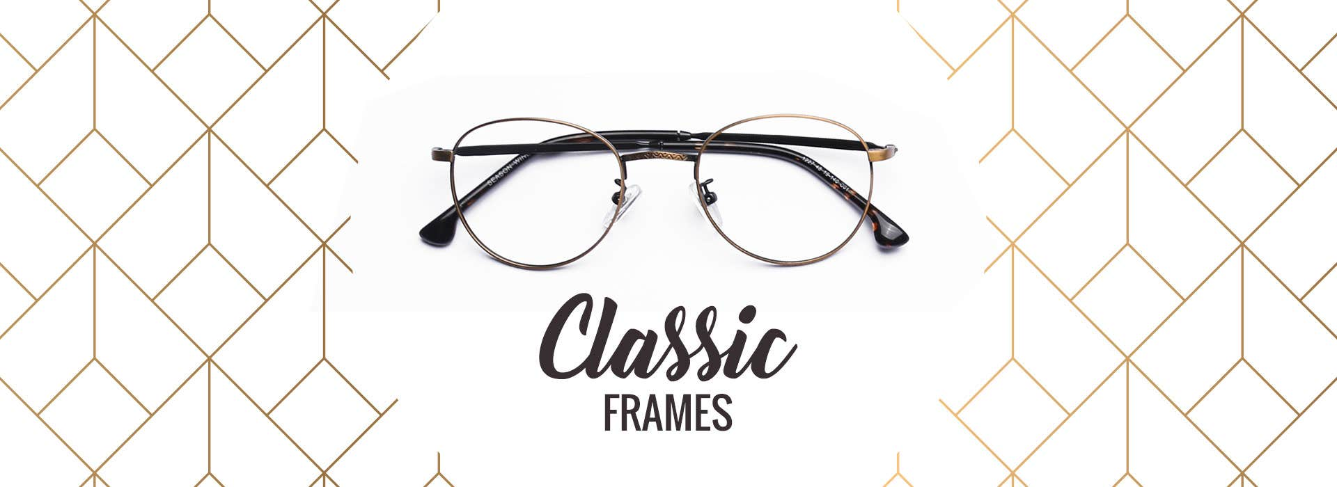 Buy Classic Eyeglasses at Goggles4U