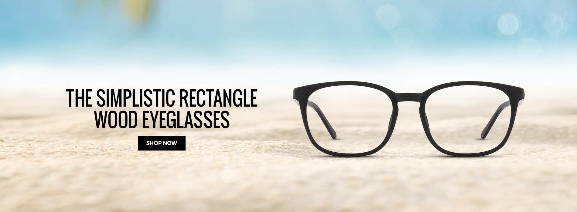 The Simplistic Rectangle Eyeglasses