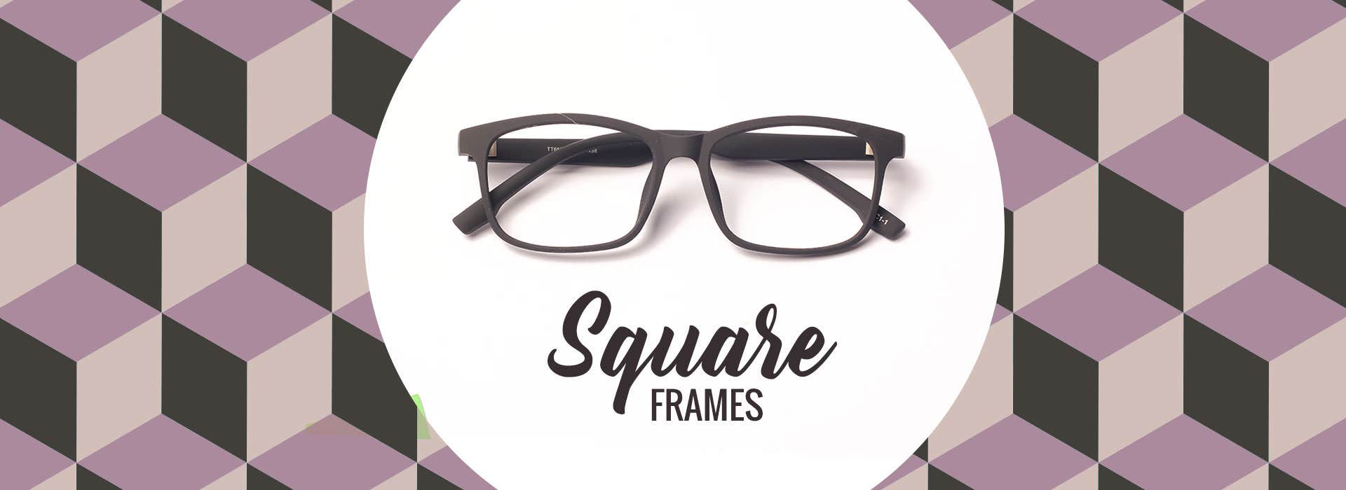 Buy Square Eyeglasses at Goggles4U