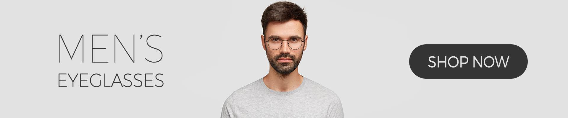 Buy Men's Eyeglasses