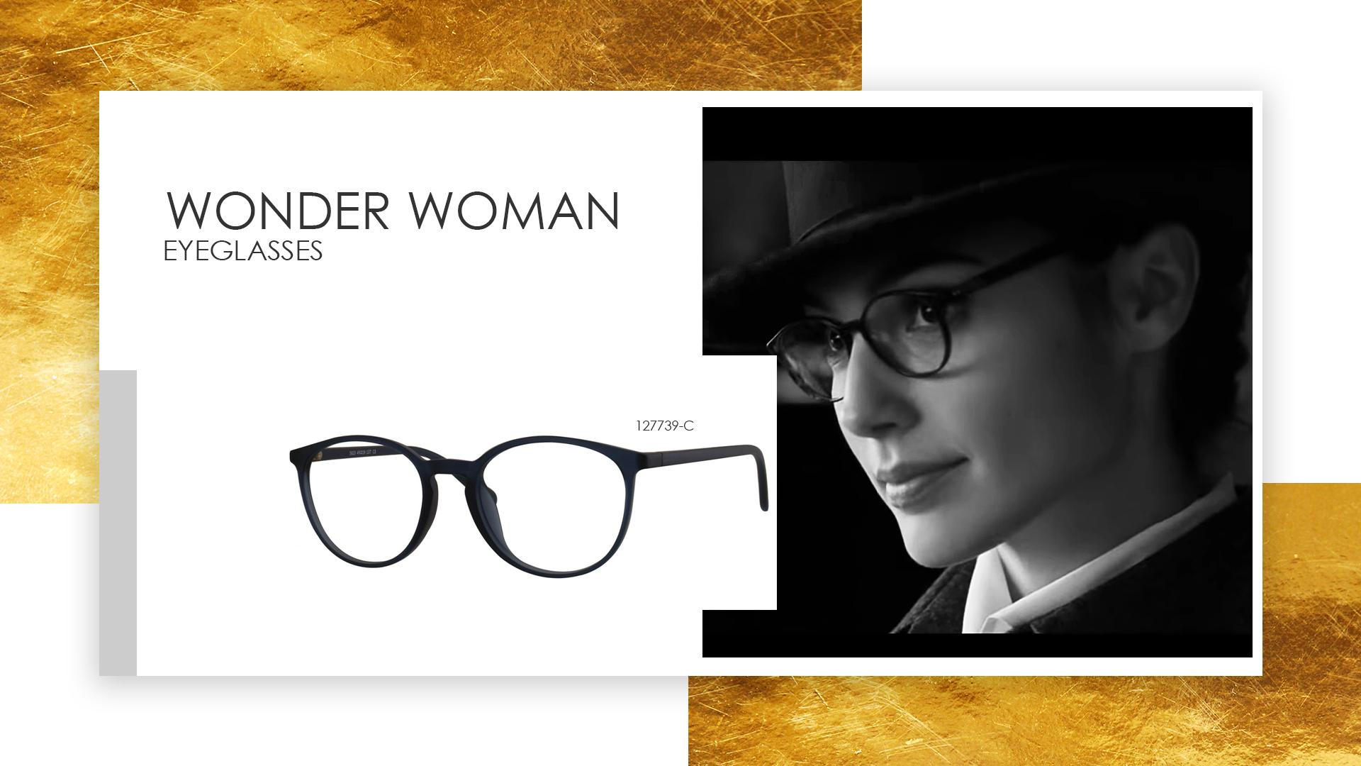 3 -Get Diana Prince (Wonder Woman) Frame: