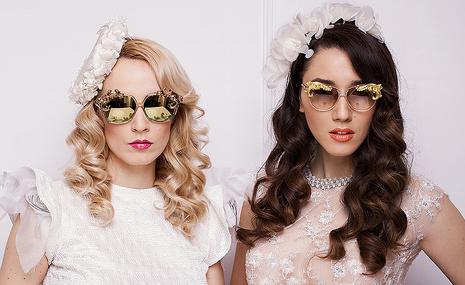 Designer Funky Eyeglasses