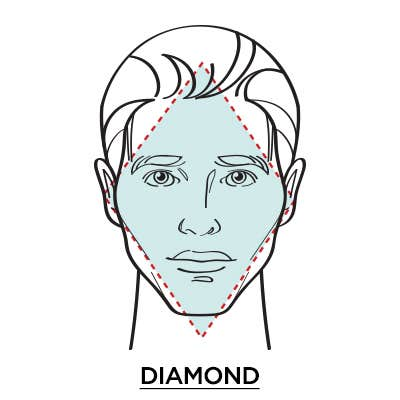 Diamond Face