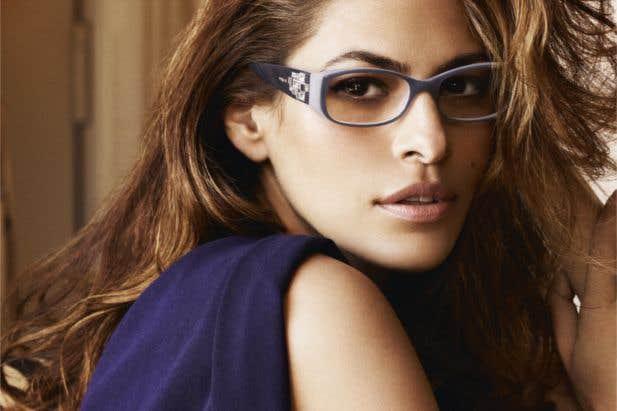 Eva Mendes Eyeglasses