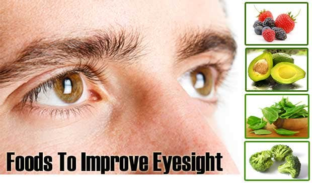 Food Improves Your Eyes