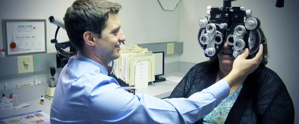 Frequent Eye Exam