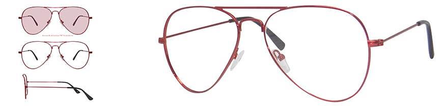 Aviator Eyeglasses Frame