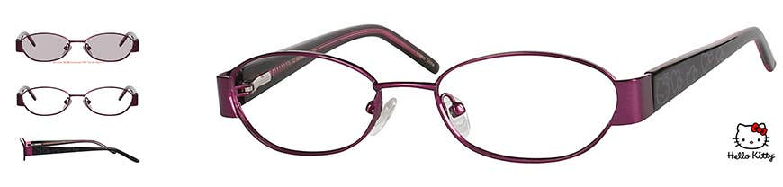 Hello Kitty Kids Eyeglasses