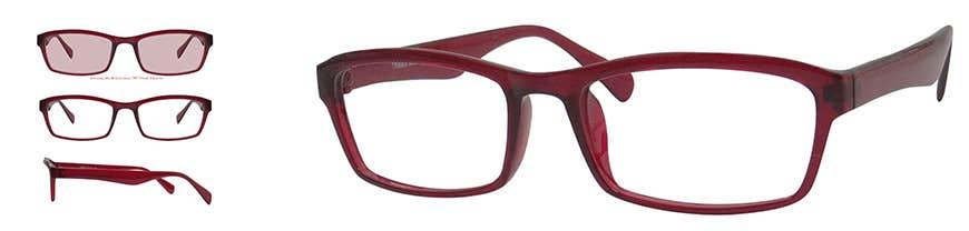TR90 Rectangle Eyeglasses