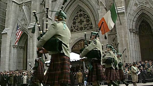 History of St Patrick Day