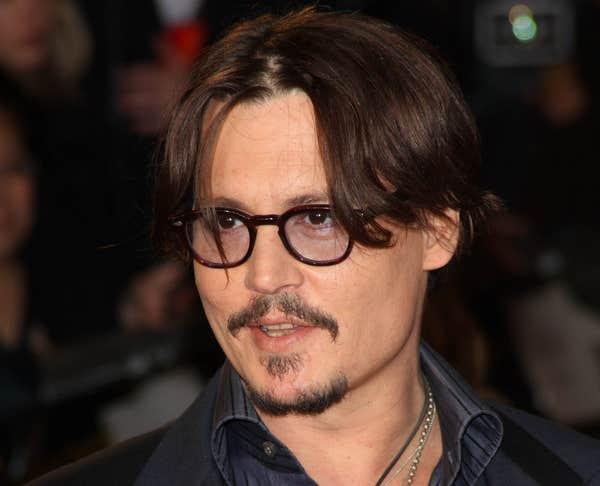 Johnny Depp Vintage Eyeglasses