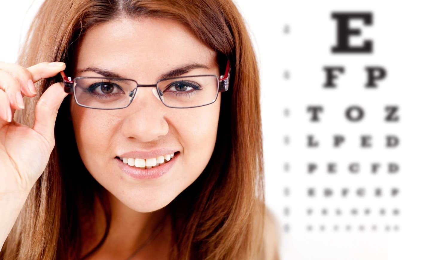 Metal Eyeglass Frames