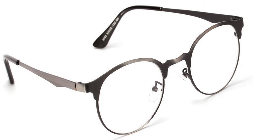 Metal Retro Round Glasses Frame