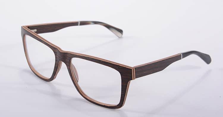 Retro Myopia Glasses