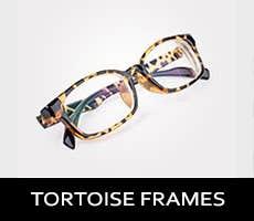 Tortoise Eyeglasses Frame