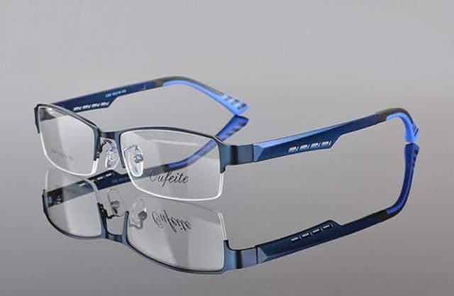 TR90 Half Rim Eyeglasses