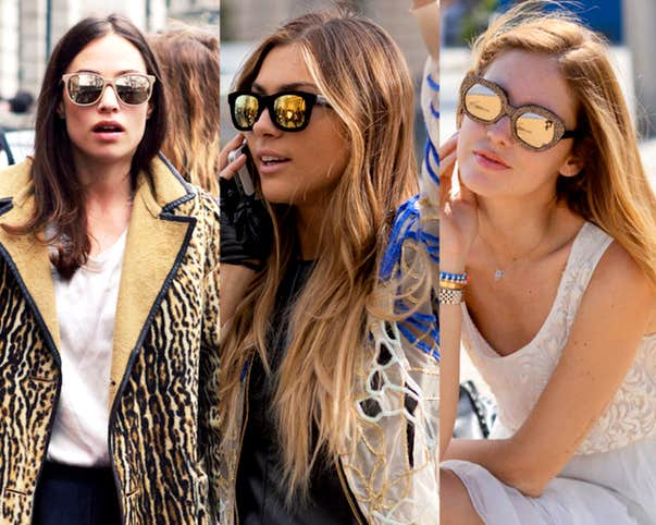Top Styles for Mirror Tinted Sunglasses