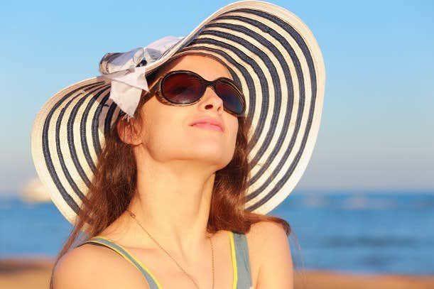 Ultra Violet Rays Protection Sunglasses