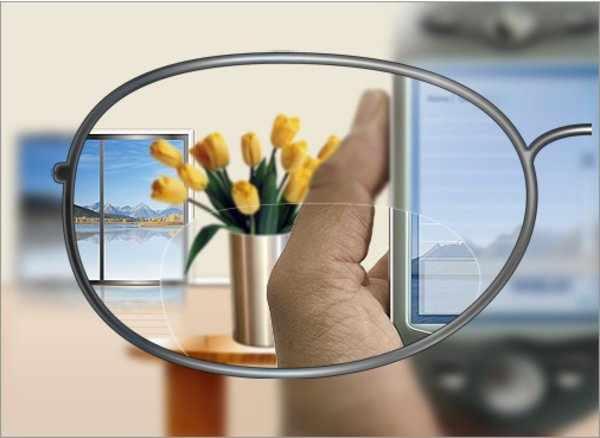 Bifocals Lens
